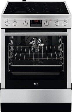 Produktabbildung AEG CCB6440BBM edelstahl