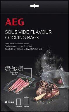 Produktabbildung AEG Sous-Vide-Beutel - 50 Beutel, 30x20, 35x25