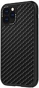 Cover Robust Real Carbon für iPhone 11 Pro Max schwarz