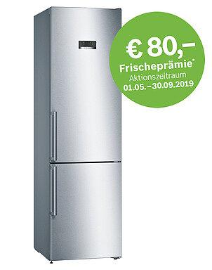 Produktabbildung Bosch KGN39EI45 edelstahl/cleansteel