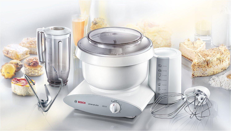 Bosch Küchenmaschine Mum 6 2021