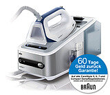 CareStyle 7 IS7143WH weiß/silber/blau