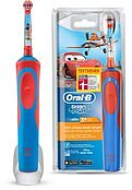 Oral-B Stages Power Cars-Planes rot/blau