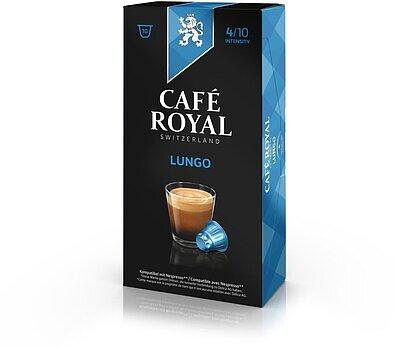 Produktabbildung Café Royal 2001461 - Lungo Kapsel 10 Stk.