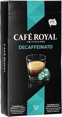 Produktabbildung Café Royal 2001466 - Decaffeinato Kapsel 10 Stk.