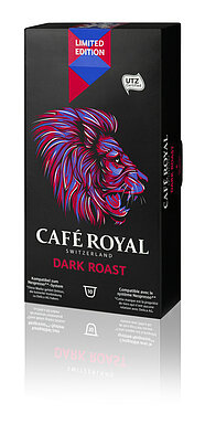 Produktabbildung Café Royal 2001512 - Limited Edition Dark Roast Kapsel 10 Stk
