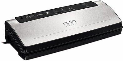 Produktabbildung Caso 1382 VC150 edelstahl