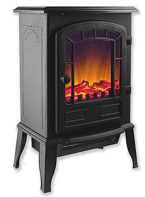 Produktabbildung Classic Fire CF 22417 Torino schwarz