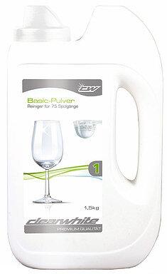 Produktabbildung Clearwhite CW35033 Basic Pulver 1,5 kg Dosierflasche