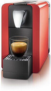 Produktabbildung Cremesso 1000630 - Compact One II glossy red