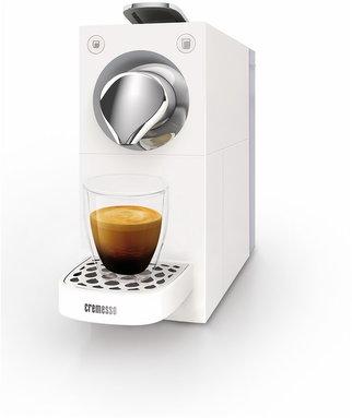Produktabbildung Cremesso 1000709 - Una Automatic pure white