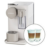 SET EN500.W Nespresso Lattissima One weiß + Thermogläser