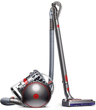 Produktabbildung Dyson Cinetic Big Ball Absolute 2 nickel (228415-01)