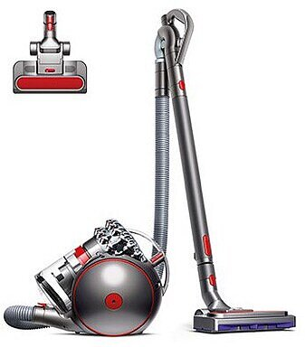 Produktabbildung Dyson Cinetic Big Ball Animalpro 2 grau