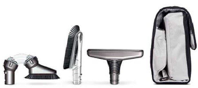 Dyson Clean & Tidy Kit - 924744-01 Bodenpflege-Zubehör