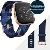 Versa 2 (NFC) Special Edition navy/pink