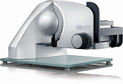Produktabbildung Graef C21 Classic silber glatt