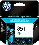HP Ink 351 3farbig