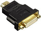 HDMI-M/DVI-F Adapter