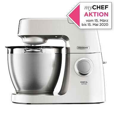 Produktabbildung Kenwood KQL6300I love conquers all