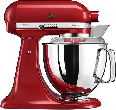 Produktabbildung KitchenAid 5KSM175PSEER Artisan empire rot