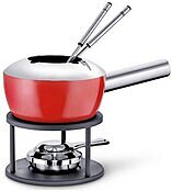 Fondue for 2 - B 02186 rot