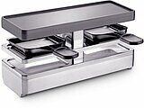 Raclette for 2 - B 02172 E silber