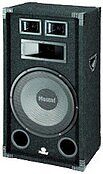 Soundforce 1300 schwarz
