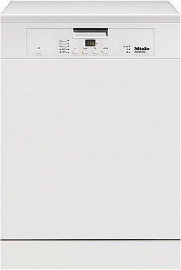 Miele G4203 Sc Active Brillantweiss Stand Geschirrspuler 60 Cm Red