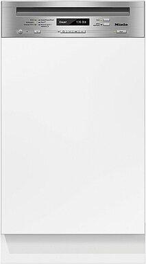 Produktabbildung Miele G4820 SCi edelstahl/cleansteel