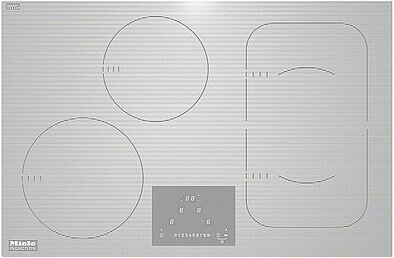 Produktabbildung Miele KM6349-1 rahmenlos/Glas weiß