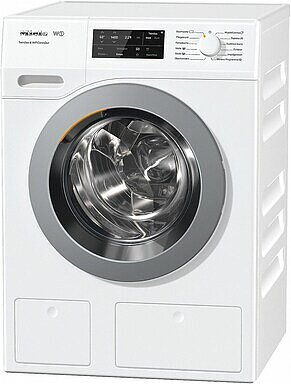 Miele WCE670 WCS TDos Wifi W1 weiß Stand-Waschmaschine - RED ZAC Austria