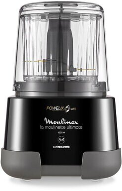 Produktabbildung Moulinex DP810810 Moulinette Ultimate dunkelgrau/schwarz