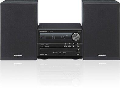 Produktabbildung Panasonic SC-PM254EG-K schwarz