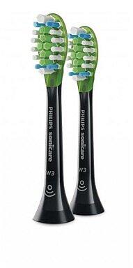 Produktabbildung Philips HX9062/33 Premium W3 schwarz 2-er