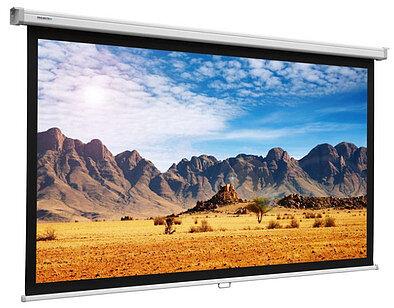 Produktabbildung Projecta SlimScreen 117x200 weiß