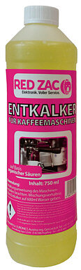 Produktabbildung Red Zac RZ18017 Entkalker 750ml