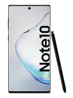 Produktabbildung Samsung Galaxy Note10 (256GB) aura black