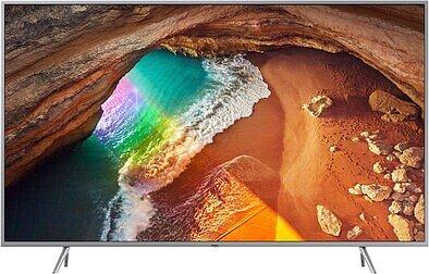 Produktabbildung Samsung QE55Q64RAT silber