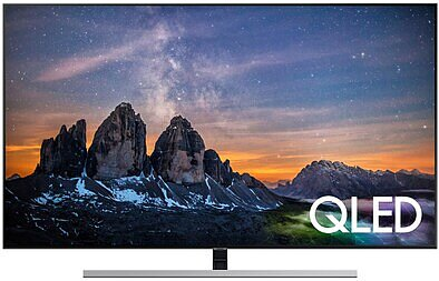 Produktabbildung Samsung QE55Q80RAT metallic