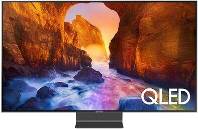 Produktabbildung Samsung QE55Q90RAT metallic