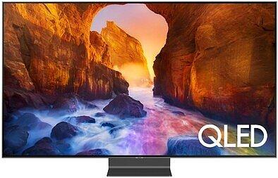 Produktabbildung Samsung QE75Q90RAT metallic