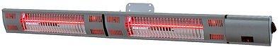 Produktabbildung Sonnenstrahl IR Comfort silber - 510022