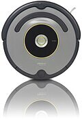 Roomba 631 grau/anthrazit