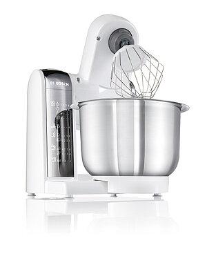 bosch mum 48 cr 1 weiß/chrome küchenmaschine - red zac austria - Küchenmaschine Bosch Mum