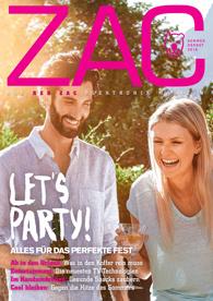 ZAC MAGAZIN Sommer/Herbst 2016