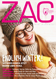 ZAC MAGAZIN Herbst/Winter 2016