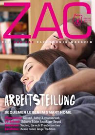 ZAC MAGAZIN Herbst/Winter 2017